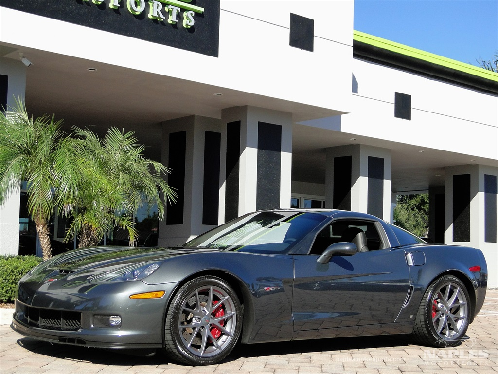 2009 Chevrolet Corvette Z06 - Photo 18 - Naples, FL 34104