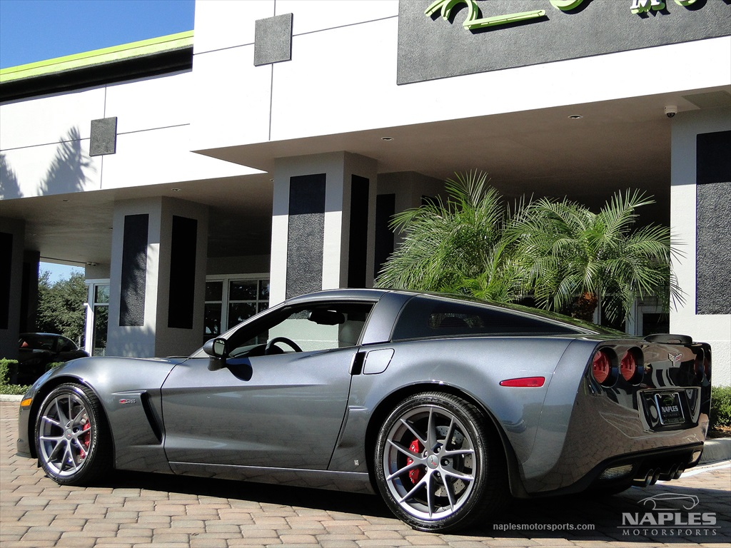 2009 Chevrolet Corvette Z06 - Photo 22 - Naples, FL 34104