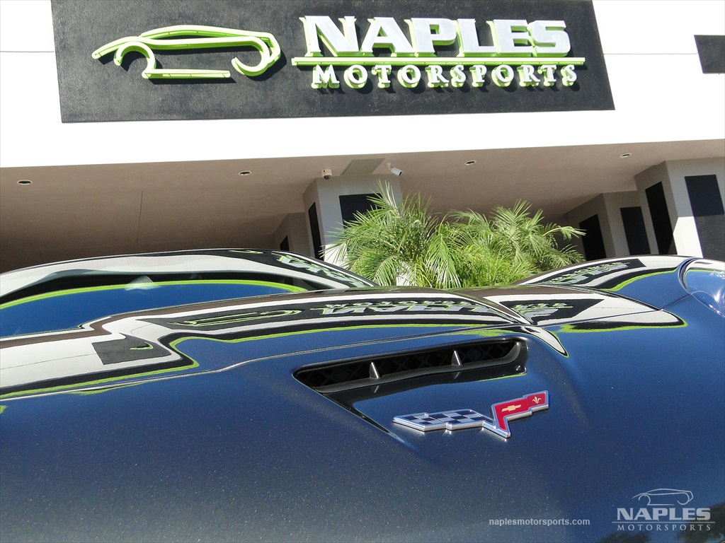 2009 Chevrolet Corvette Z06 - Photo 17 - Naples, FL 34104
