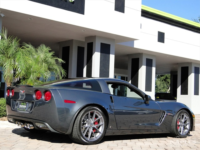 2009 Chevrolet Corvette Z06 - Photo 3 - Naples, FL 34104