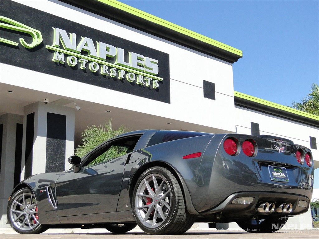 2009 Chevrolet Corvette Z06 - Photo 45 - Naples, FL 34104