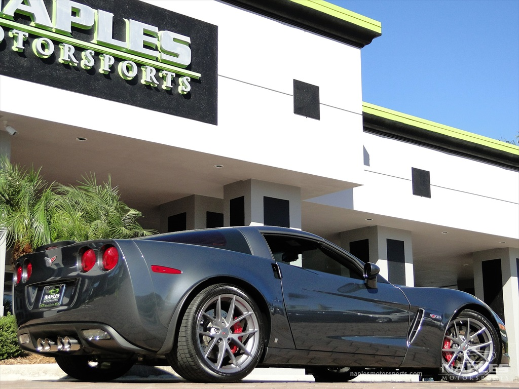 2009 Chevrolet Corvette Z06 - Photo 15 - Naples, FL 34104