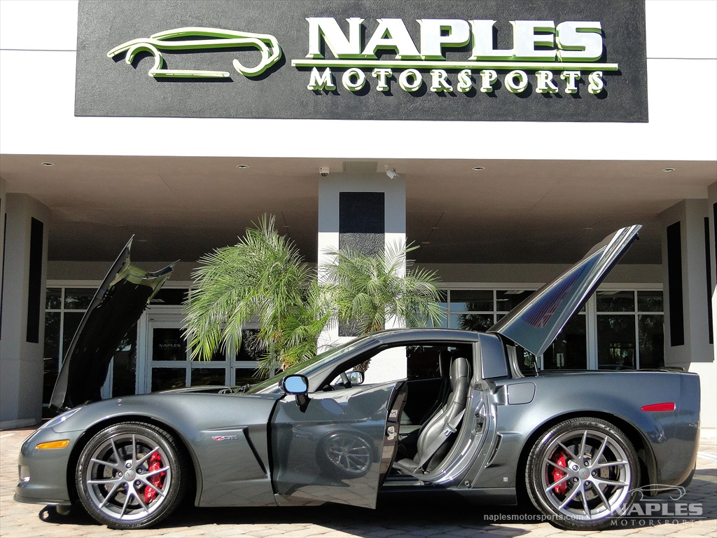 2009 Chevrolet Corvette Z06 - Photo 27 - Naples, FL 34104