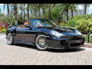 2005 Porsche 911 Turbo S Convertible