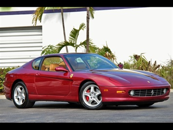 1999 Ferrari 456 M GT 6 Speed Manual Coupe