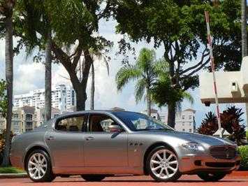 2006 Maserati Quattroporte Executive Package Sedan
