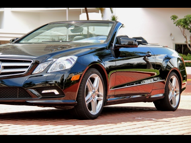 2011 mercedes benz e550 for sale in miami fl stock 14457