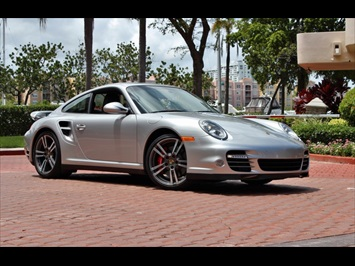 2010 Porsche 911 Turbo PDK Coupe