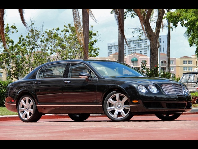 2007 bentley continental flying spur for sale in miami fl stock 14436. Black Bedroom Furniture Sets. Home Design Ideas