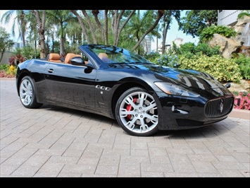 2010 Maserati Gran Turismo Convertible - Photo 1 - Miami, FL 33162