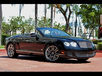 2011 Bentley Continental GT C 80-11 Convertible
