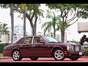 2002 Bentley Arnage T Sedan