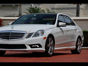 2011 Mercedes-Benz E 350 Sport - Photo 11 - Miami, FL 33162