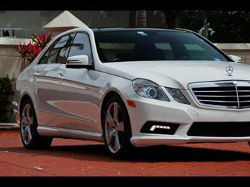 2011 Mercedes-Benz E 350 Sport - Photo 10 - Miami, FL 33162