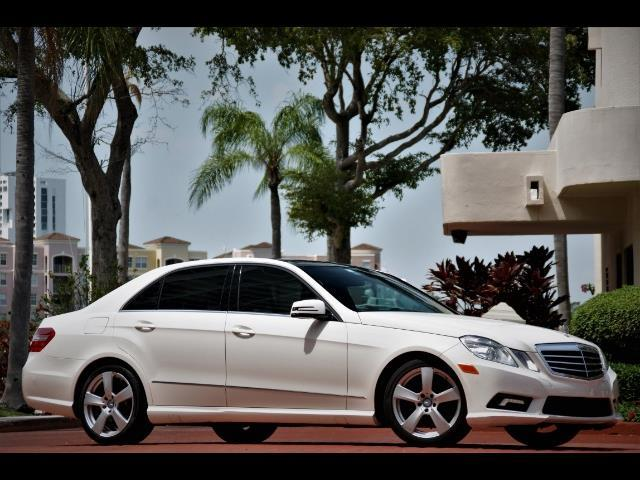 2011 Mercedes-Benz E 350 Sport - Photo 1 - Miami, FL 33162
