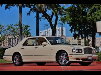 2002 Bentley Arnage Red Label Sedan