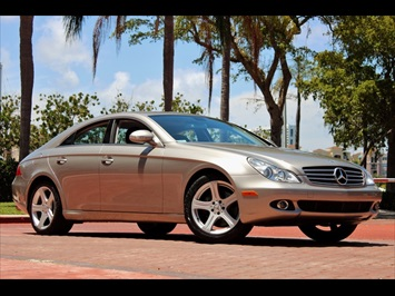 2006 Mercedes-Benz CLS500 - Photo 1 - Miami, FL 33162