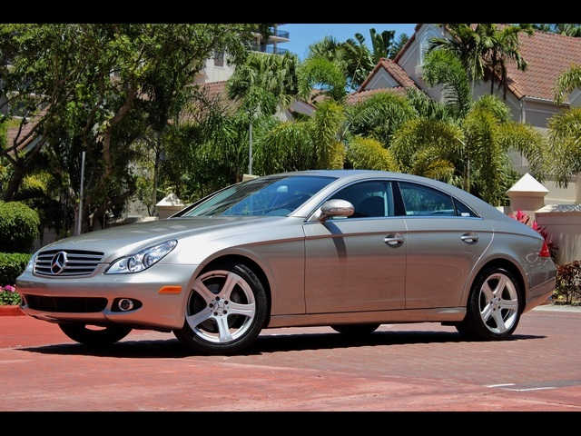 2006 Mercedes-Benz CLS500 - Photo 4 - Miami, FL 33162