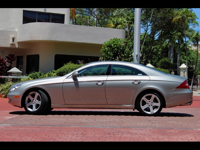2006 Mercedes-Benz CLS500 - Photo 7 - Miami, FL 33162