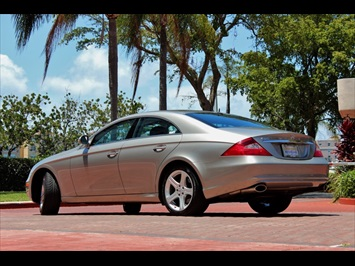 2006 Mercedes-Benz CLS500 - Photo 3 - Miami, FL 33162