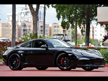2014 Porsche 911 Carrera S Coupe PDK Coupe