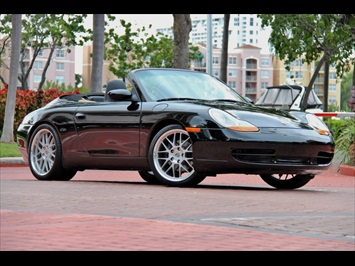 1999 Porsche 911 Carrera Convertible