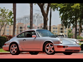 1991 Porsche 911 Carrera 4 Coupe