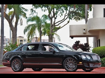 2011 Bentley Continental Flying Spur Speed Sedan