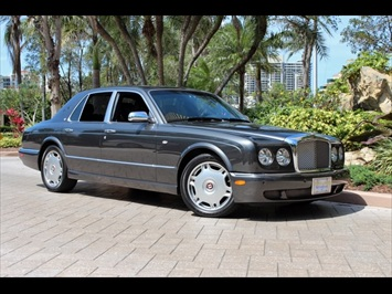 2006 Bentley Arnage R Sedan
