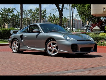 2004 Porsche 911 Turbo Tiptronic Coupe