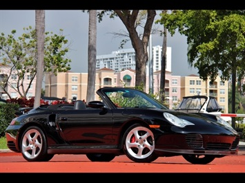 2004 Porsche 911 Turbo Tiptronic Cabriolet Convertible