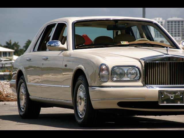 1999 Rolls-Royce Silver Seraph - Photo 10 - Miami, FL 33180