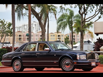 2002 Rolls-Royce Silver Seraph LOL Last of the Line Sedan