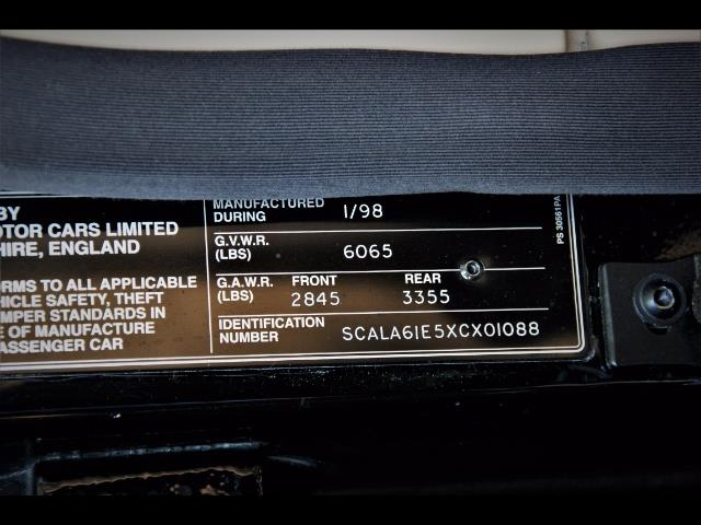 1999 Rolls-Royce Silver Seraph - Photo 47 - Miami, FL 33180