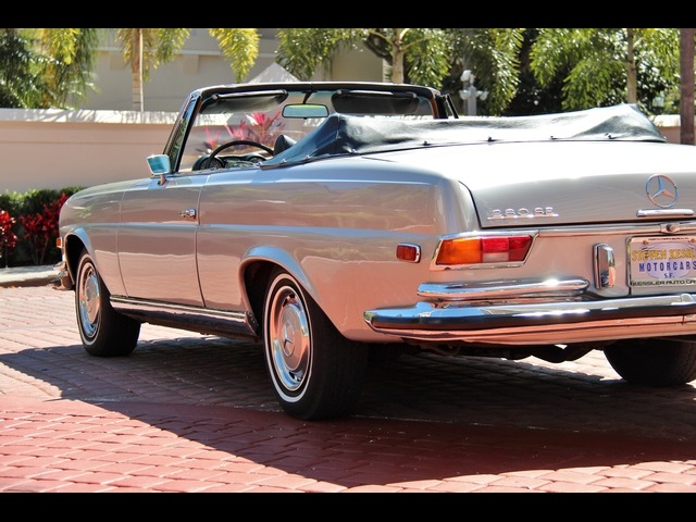 1971 Mercedes-Benz 280 SE 3.5 - Photo 12 - Miami, FL 33162