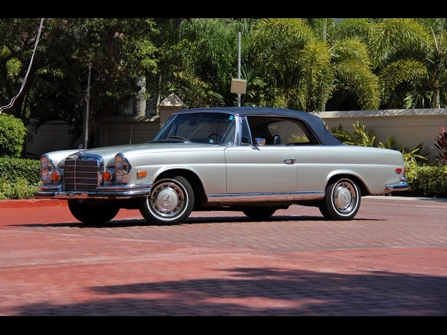 1971 Mercedes-Benz 280 SE 3.5 - Photo 4 - Miami, FL 33162