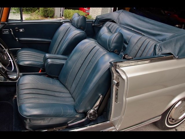 1971 Mercedes-Benz 280 SE 3.5 - Photo 15 - Miami, FL 33162