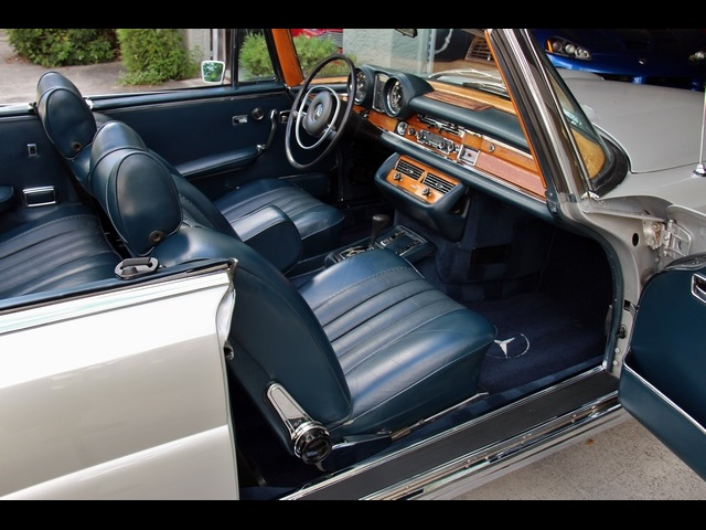 1971 Mercedes-Benz 280 SE 3.5 - Photo 22 - Miami, FL 33162
