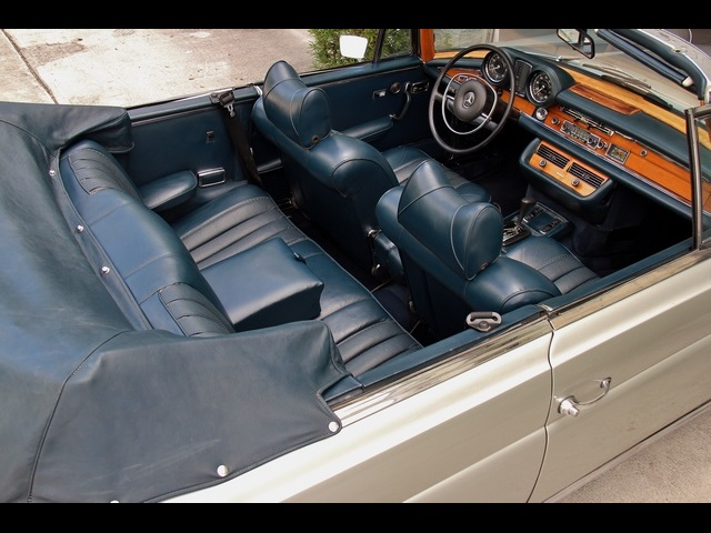 1971 Mercedes-Benz 280 SE 3.5 - Photo 20 - Miami, FL 33162