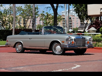 1971 Mercedes-Benz 280 SE 3.5 - Photo 1 - Miami, FL 33162