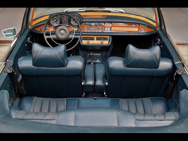1971 Mercedes-Benz 280 SE 3.5 - Photo 18 - Miami, FL 33162