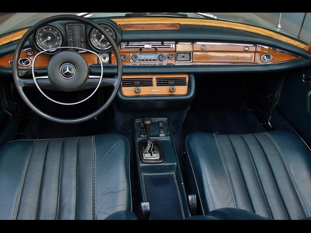 1971 Mercedes-Benz 280 SE 3.5 - Photo 24 - Miami, FL 33162