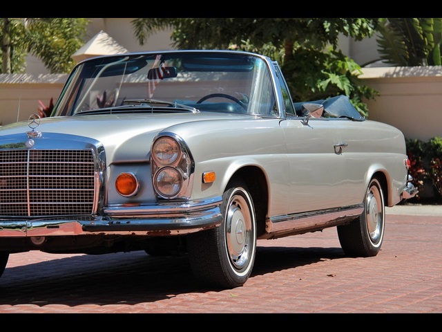 1971 Mercedes-Benz 280 SE 3.5 - Photo 11 - Miami, FL 33162