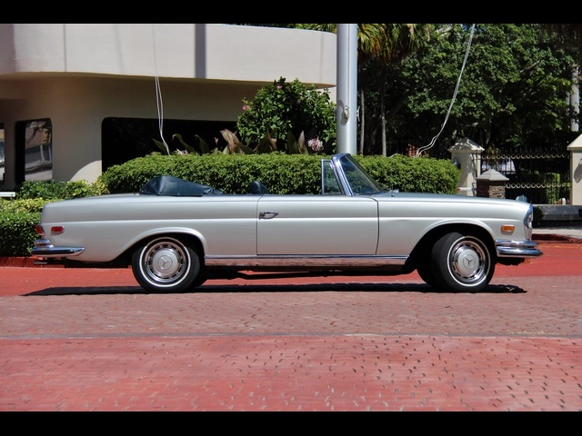 1971 Mercedes-Benz 280 SE 3.5 - Photo 6 - Miami, FL 33162