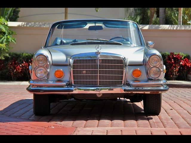 1971 Mercedes-Benz 280 SE 3.5 - Photo 8 - Miami, FL 33162
