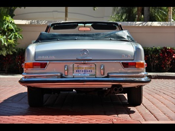1971 Mercedes-Benz 280 SE 3.5 - Photo 9 - Miami, FL 33162