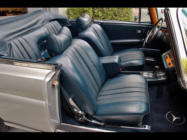 1971 Mercedes-Benz 280 SE 3.5 - Photo 21 - Miami, FL 33162