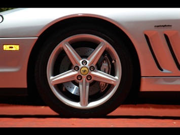 2003 Ferrari 575 M Maranello - Photo 37 - Miami, FL 33180