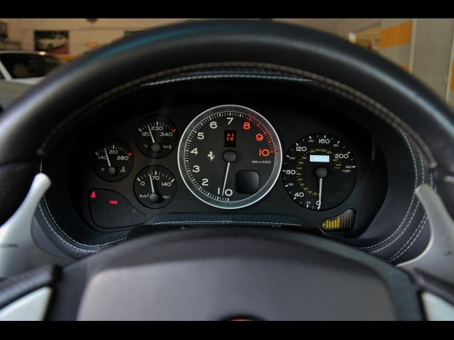2003 Ferrari 575 M Maranello - Photo 27 - Miami, FL 33180