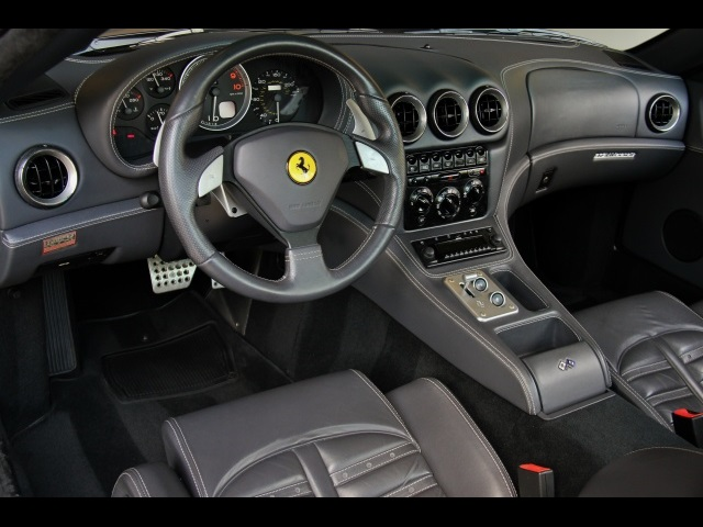 2003 Ferrari 575 M Maranello - Photo 23 - Miami, FL 33180